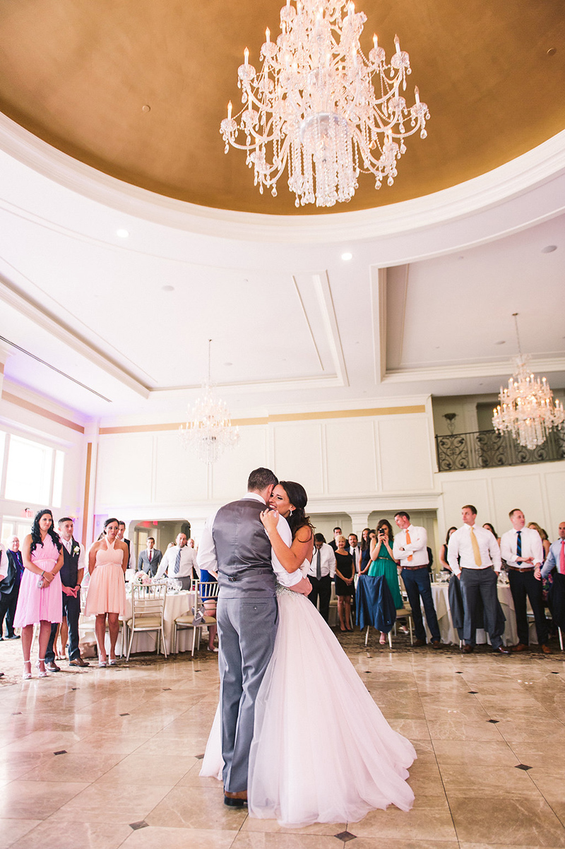 Aria CT Wedding | Courtney & Anthony | Greg Lewis Photography